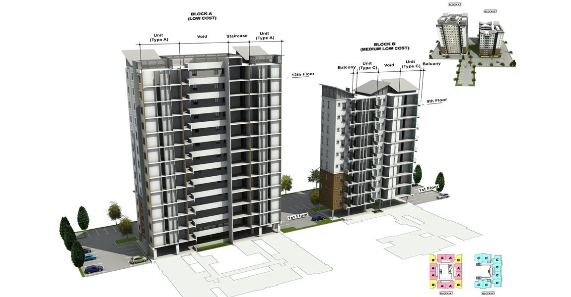 Projects Details Subang Heights Apartment